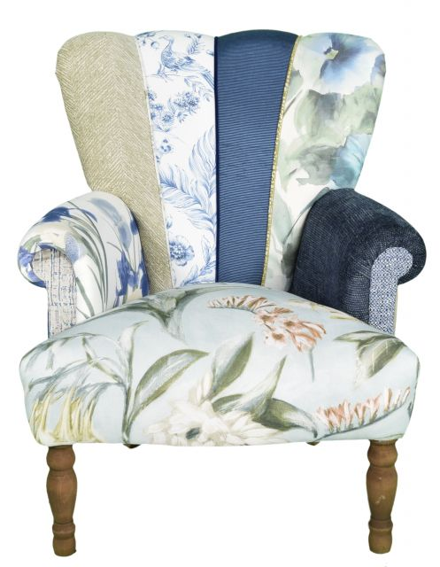 Quirky Harlequin Chair 518