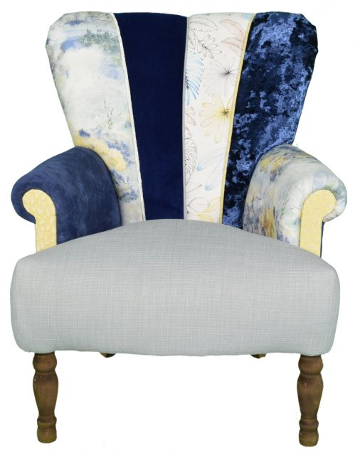 Quirky Harlequin Chair 521
