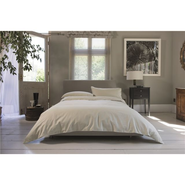 The Lyndon Company St Tropez  Natural Duvet Set