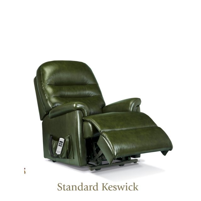 Surprising Sherborne Keswick Standard 2 Motor Electric Lift Recliner Theyellowbook Wood Chair Design Ideas Theyellowbookinfo