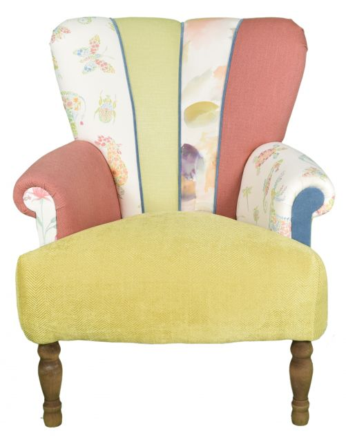 Quirky Harlequin Chair 519