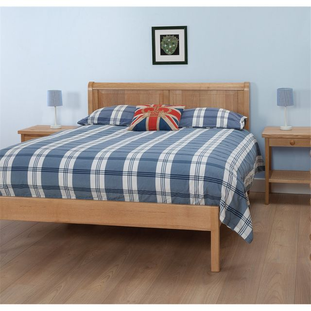 Cotswold Caners Notgrove 318P Bedstead with Panels LFE