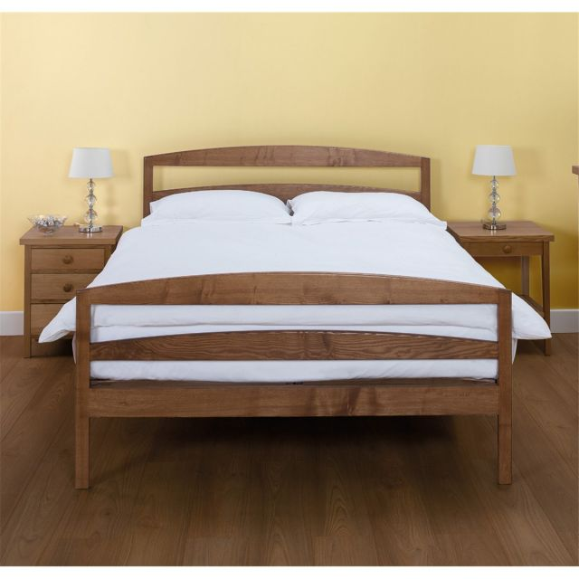 Cotswold Caners Edgeworth 311H Bedstead with Horizontal Rails HFE