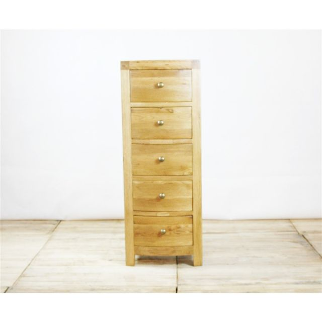Our Furniture Avignon 5 Drawer Wellington Chest