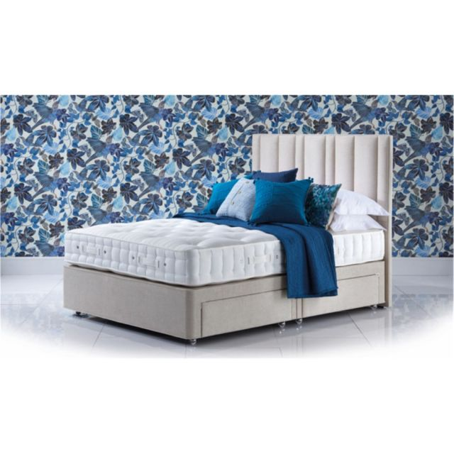 Hypnos Orthos Elite Wool Deep Pocket Sprung Firm Edge Divan Set