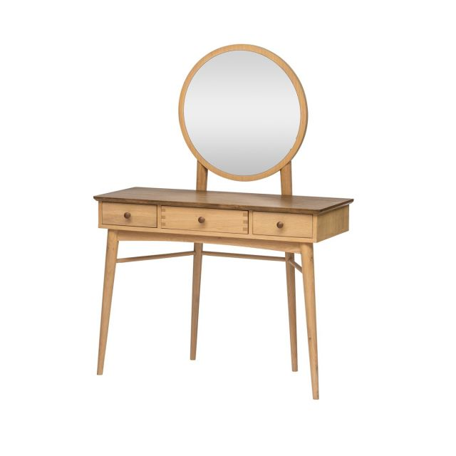 Our Furniture Santorini Dressing Table and Mirror