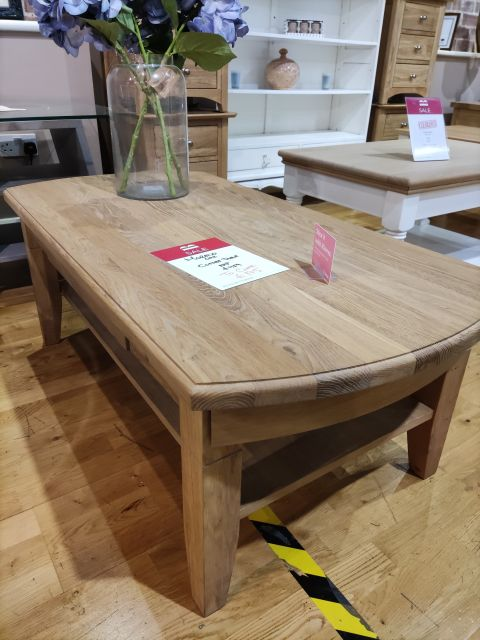 Moreno Coffee Table - Clearance