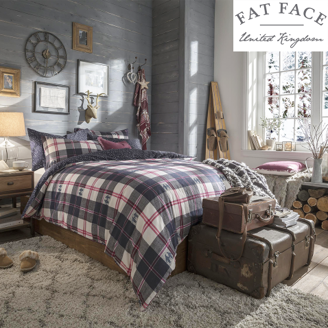 FAT FACE BED LINEN - JUST IN!