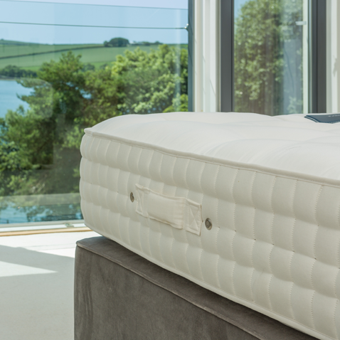 MATTRESSES from top brands; Vispring, Somnus, Hypnos, Tempur and Mammoth