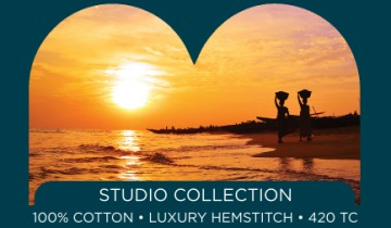 Studio Collection 420 Hemstitch