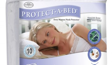 Protect-a-bed Plush