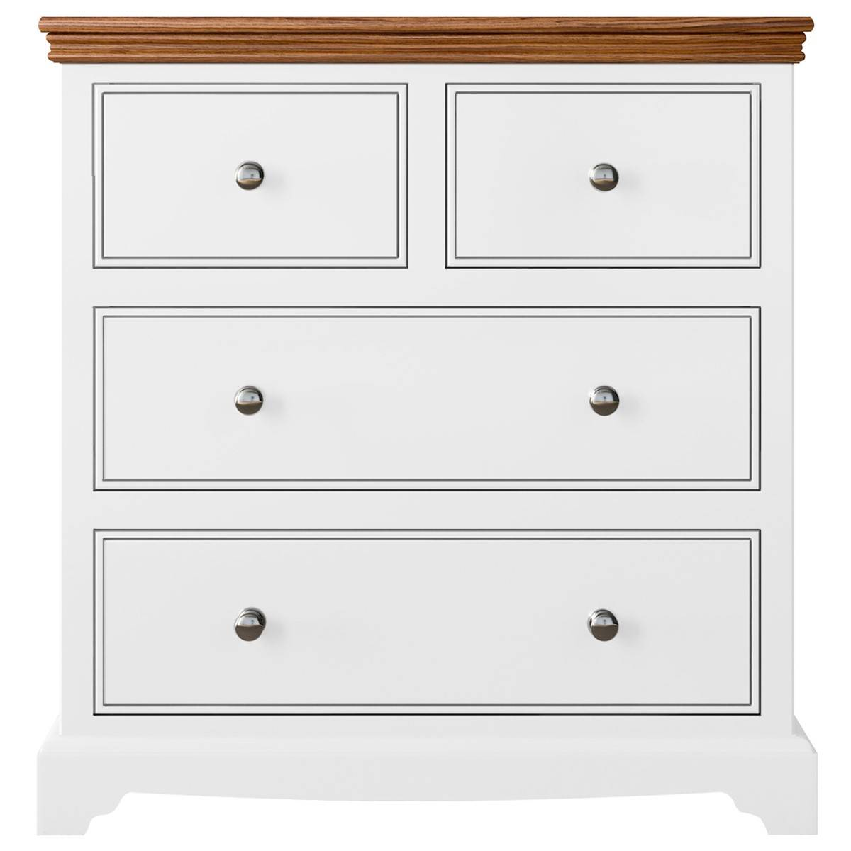 TCBC Inspiration Bedroom 2-2 Chest of Drawers - Bedroom Furniture