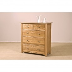 Our Furniture Carvalho 3 + 2 Chest