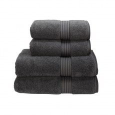 Christy Supreme Hygro Graphite Towel Collection