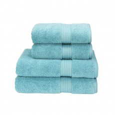 Christy Supreme Hygro Lagoon Towel Collection