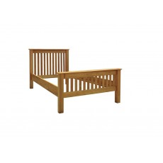 Our Furniture Cortona High Foot End Bedstead