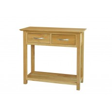 Our Furniture Cortona CONSOLE TABLE 2 DRAWER