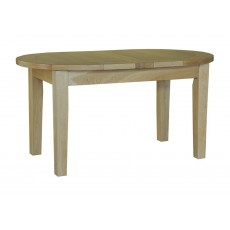 Our Furniture Cortona LARGE D-END EXTENDING TABLE