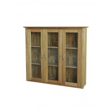"Our Furniture Cortona 4'6"" GLASS DOOR DRESSER TOP"