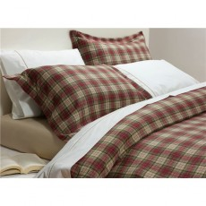 Design Port Winton Red Oxford Pillowcase