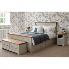 TCBC Inspiration Bedroom Bedstead High Foot End