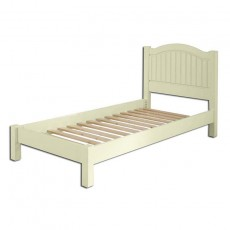 TCBC Majestical Arched Grooved LFE Bed