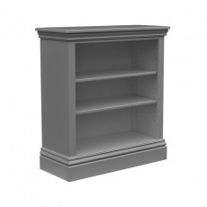 TCBC Majestical Small Open Shelf Bookcase