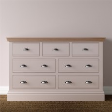 TCBC New England Bedroom 4-3 Chest of Drawers