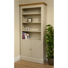 TCBC New England Living & Dining Half Door Cabinet