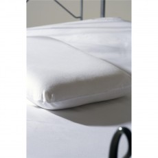 Belledorm Memory Foam Bedlinen Ivory Pillowcase Pair