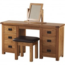Our Furniture Normandy DOUBLE DRESSING TABLE