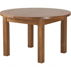 Our Furniture Normandy ROUND EXTENDING TABLE