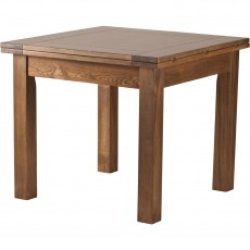 Our Furniture Normandy 3' X 3' FLIP TOP EXTENDING TABLE