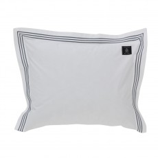 Grand Design Bedford White Pillowcase