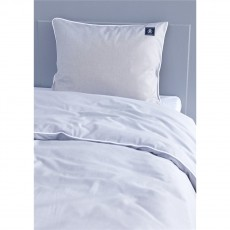 Grand Design Oxford Chambray Grey Duvet Cover