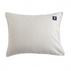 Grand Design Oxford Chambray Sand Pillowcase