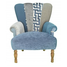 Quirky Harlequin Chair 433