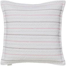 Bianca Folk Cotton Pastel Cushion Cover