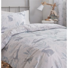 Bianca Hare Cotton Print Duvet Set
