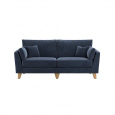 Our Sofas Salcombe Sands Plush 3 Seater Sofa