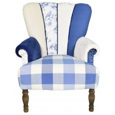 Quirky Harlequin Chair 503