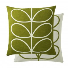 Orla Kiely Linear Stem Apple Feather Filled Cushion