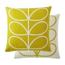 Orla Kiely Linear Stem Sunflower Feather Filled Cushion