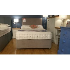 Hypnos - Wool Comfort  CLEARANCE Pillow Top Supreme Divan 2+2 Drawers set 4'6 - SOLD