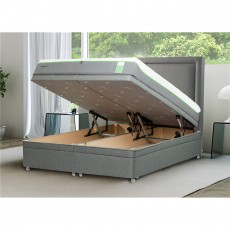 Tempur Moulton Bed Collection Moulton Ottoman Divan