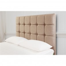 Tempur Moulton Headboard Collection Buttoned Headboard
