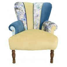 Quirky Harlequin Chair 529