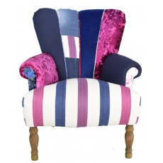 Quirky Harlequin Chair 539