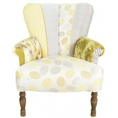 Quirky Harlequin Chair 542