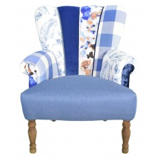 Quirky Harlequin Chair 546